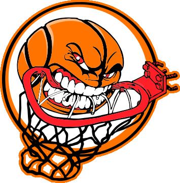 Bulldog basketball clipart free images