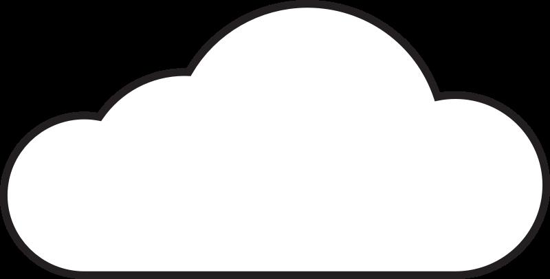 Cloud clip art sun image