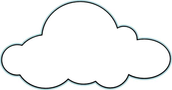 Cloud clipart free image