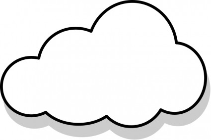Cloud clipart free images