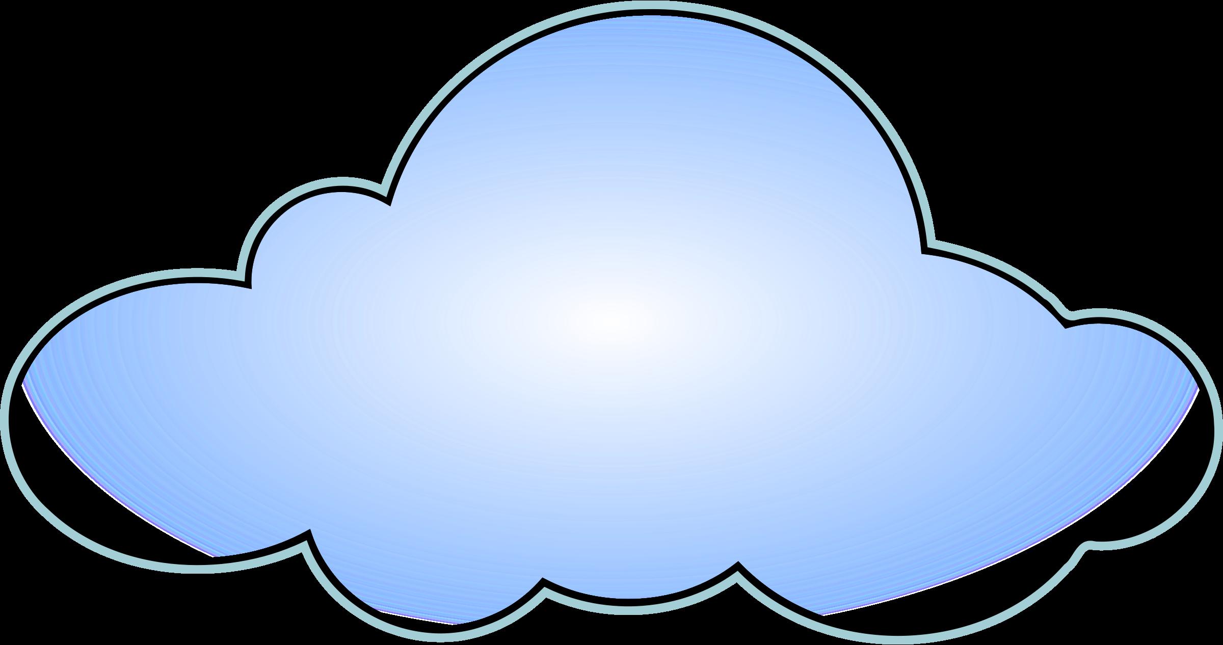 Cloud cliparts free clipart images