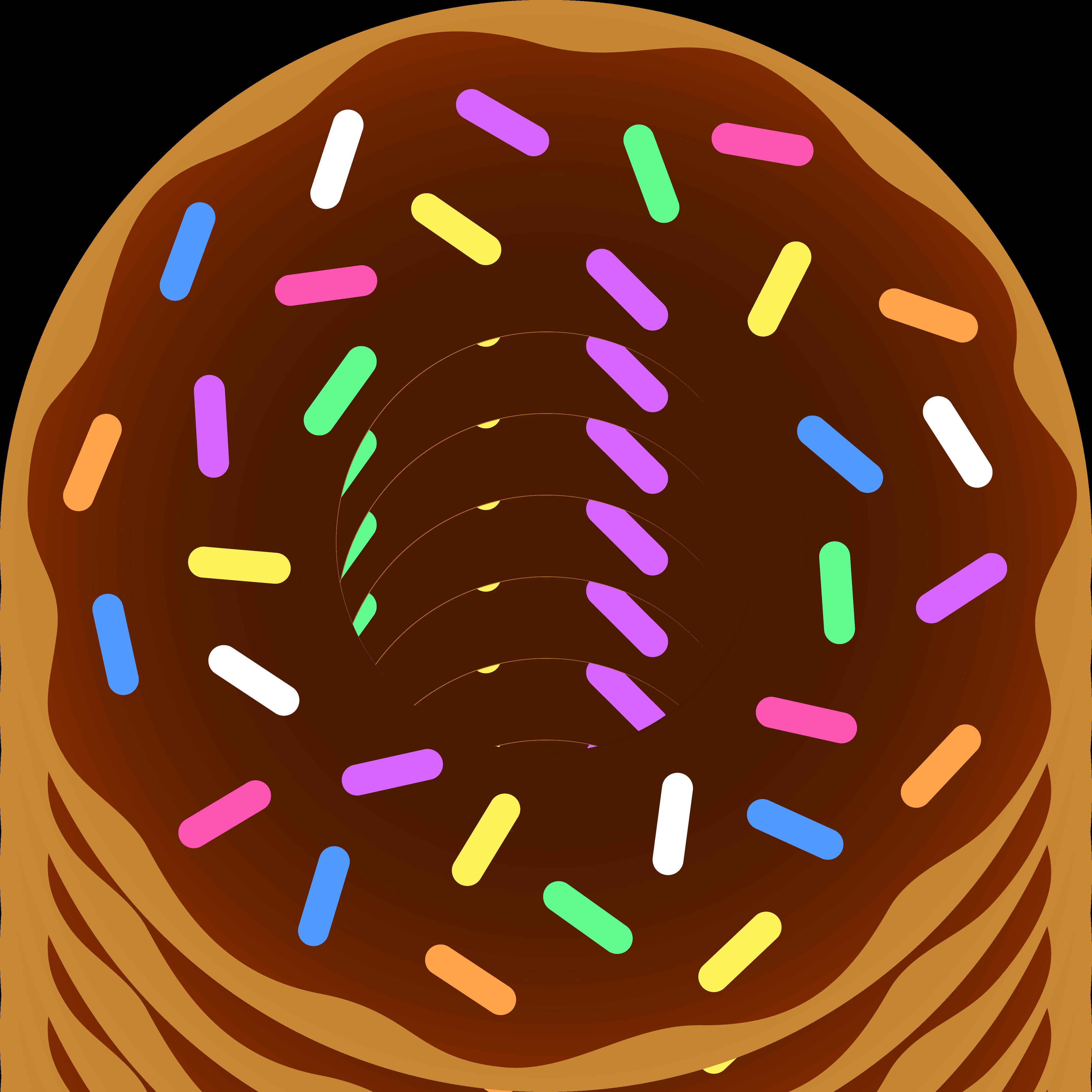 Donut clip art clipart
