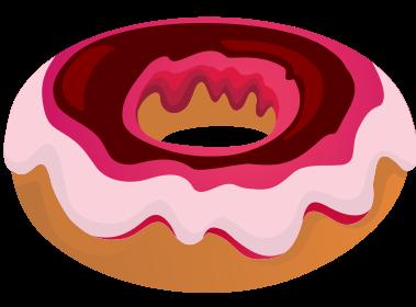 Donut clip art free