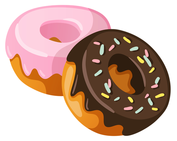 Donut clipart free