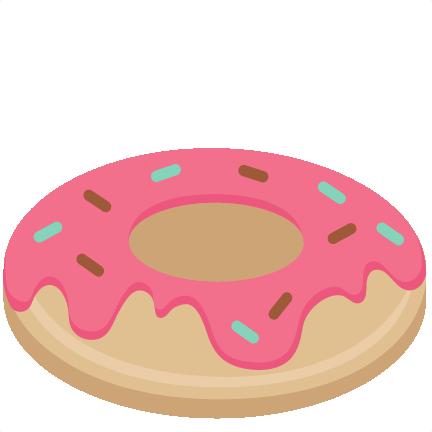 Doughnut donut clipart free clip art