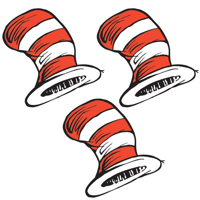 Dr seuss cat in the hat clip art free