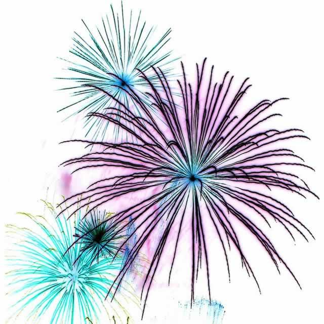 Fireworks firework clipart free