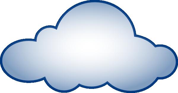 Free clip art cloud clipart
