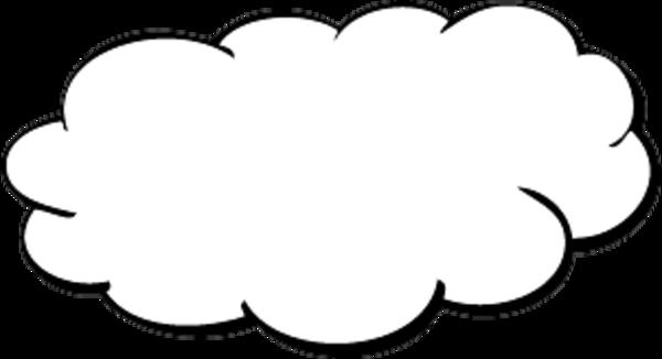 Free cloud clipart clip art image