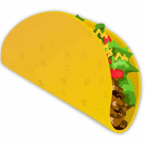 Free taco clipart pictures
