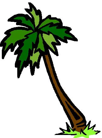 Palm tree clip art gif