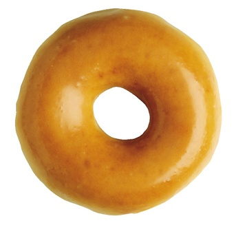 Real donut clipart