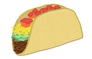 Taco clip art clipart taco