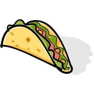Taco clip art taco image