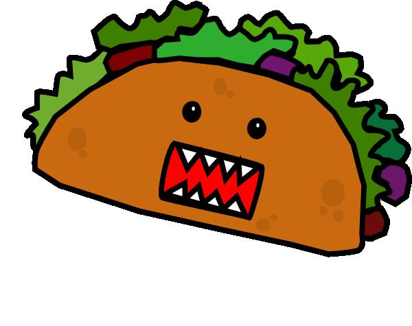 Taco clipart free clipart funnt
