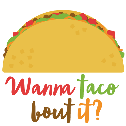 Taco clipart free picture