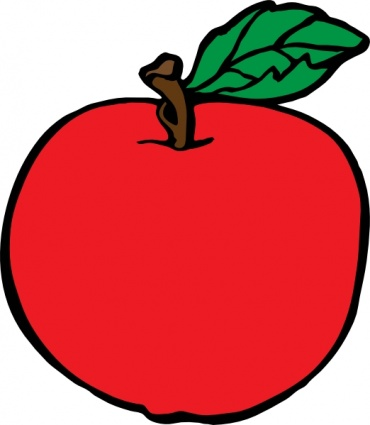apple clipart free images 2