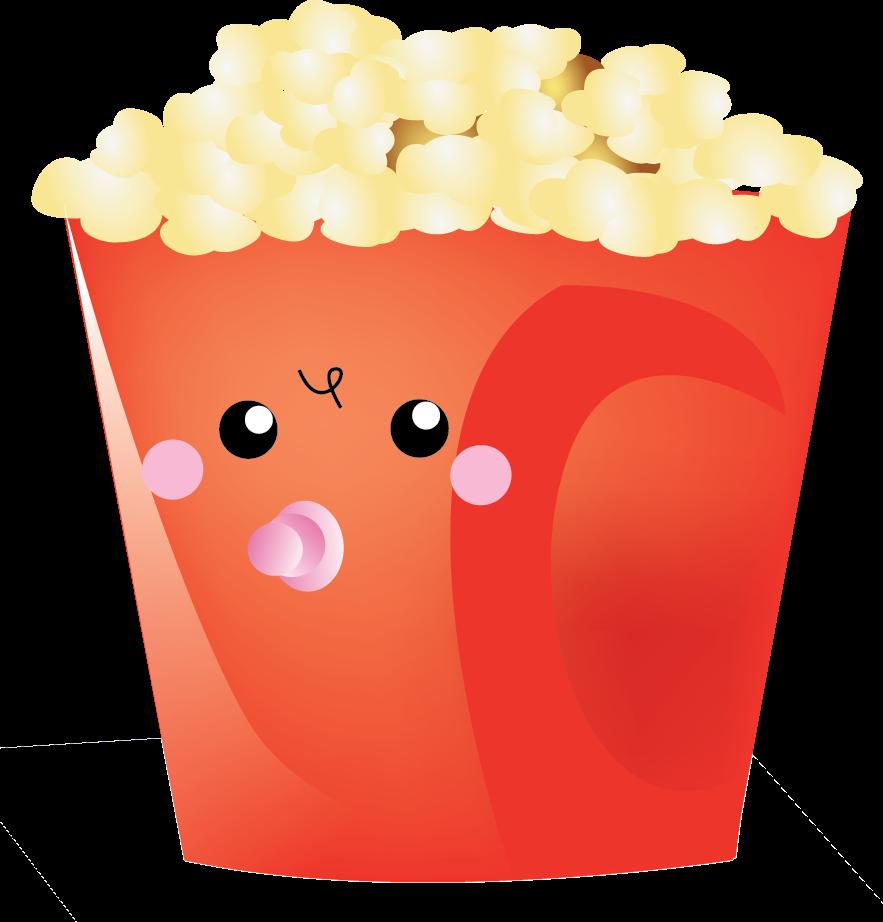 carnival popcorn clip art clipart
