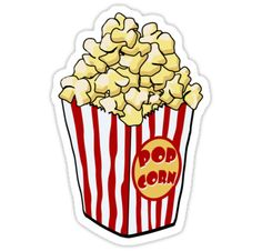 circus popcorn clip art free clipart images