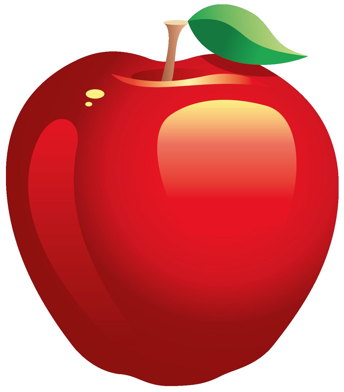 clip art apple free clipart