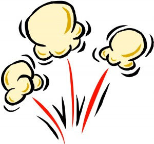 clip art bowl of popcorn clipart image 2