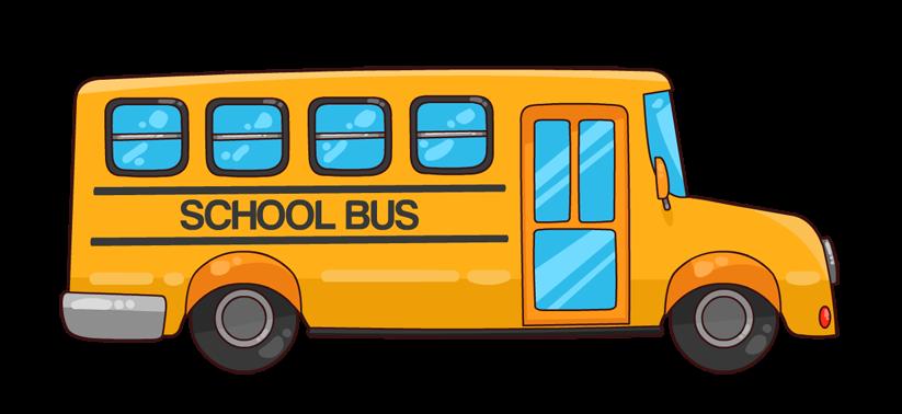 cute school bus clip art free clipart images