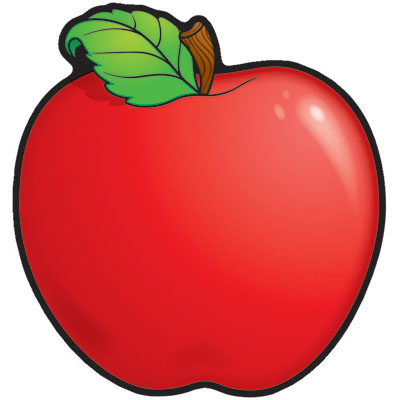 fat apple clip art