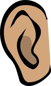 free clip art ear clipart
