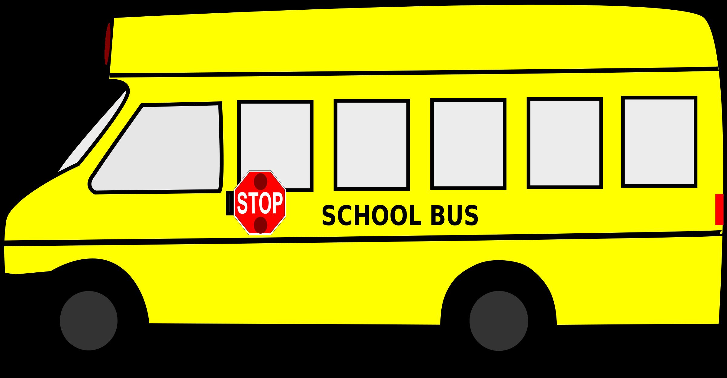 free clip art school bus clipart images 3