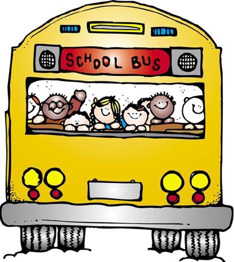 free clip art school bus clipart images 7