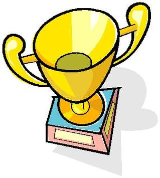 free trophy clipart picture