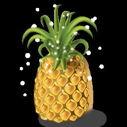 pineapple clip art fourcoloringpages