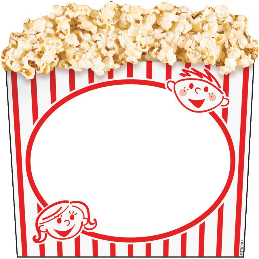 popcorn bag clipart 2