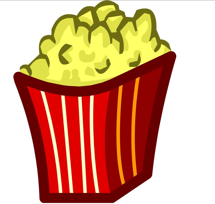 popcorn clip art 3