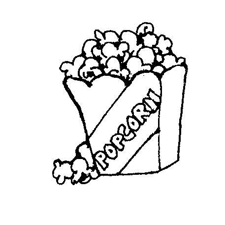popcorn clip art free clipart images 3