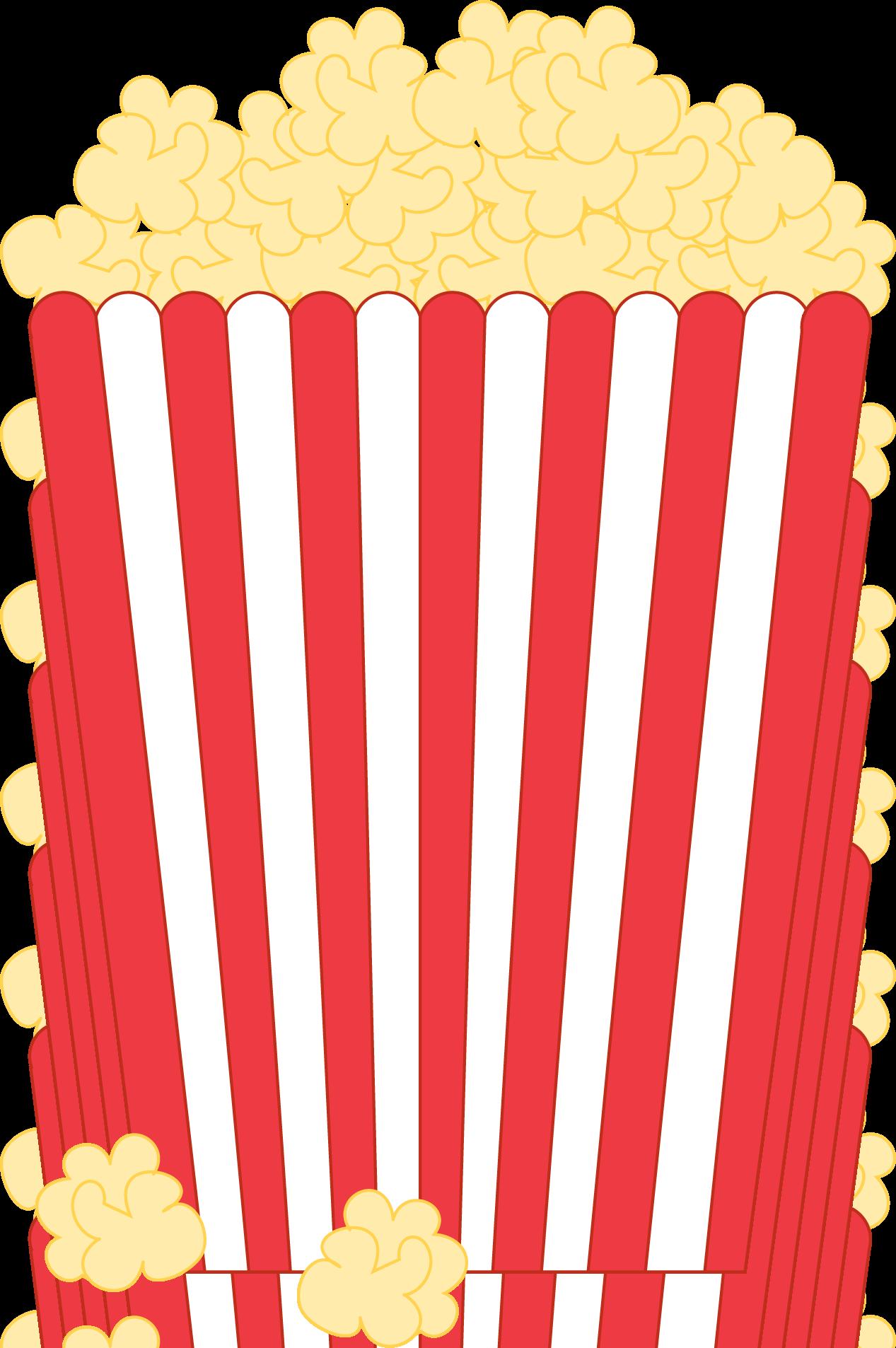 popcorn clipart 2