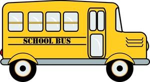 school bus clip art download free clipart