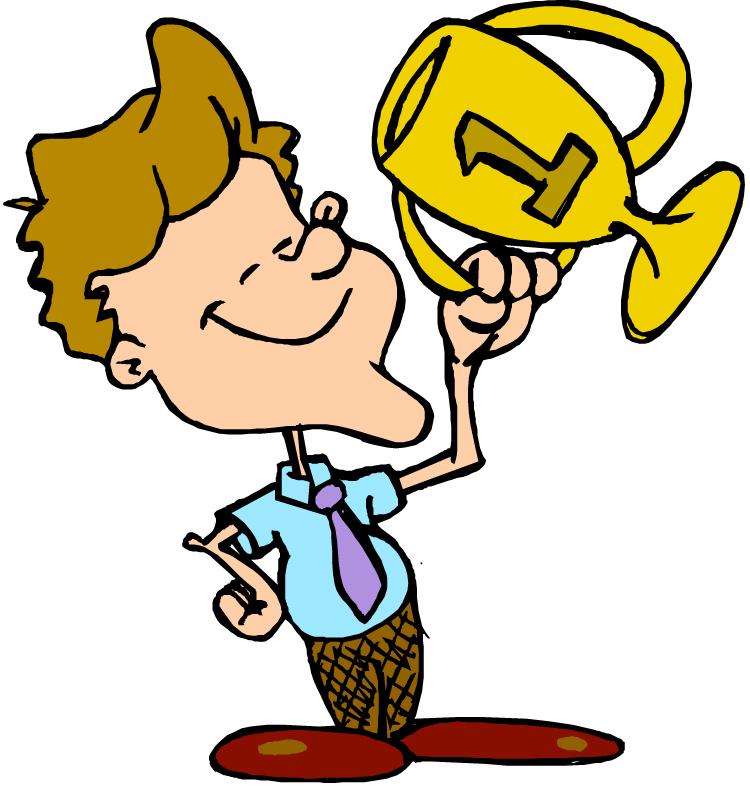 trophy clip art clipart cartoon