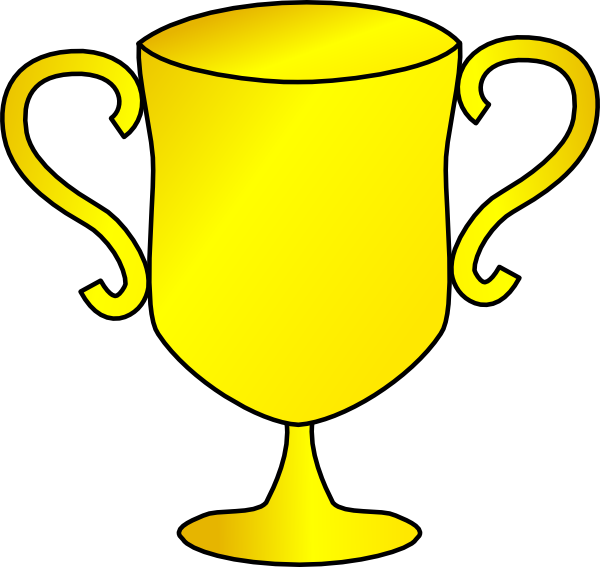 trophy clipart image 2
