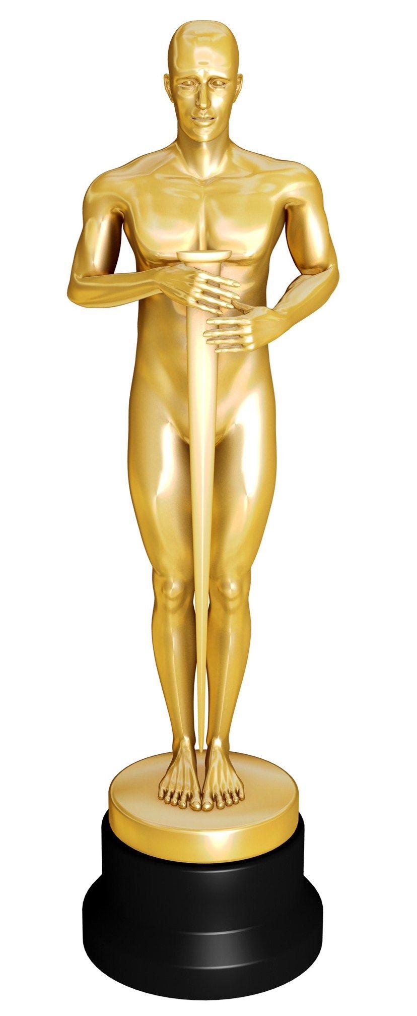 trophy clipart oscar award