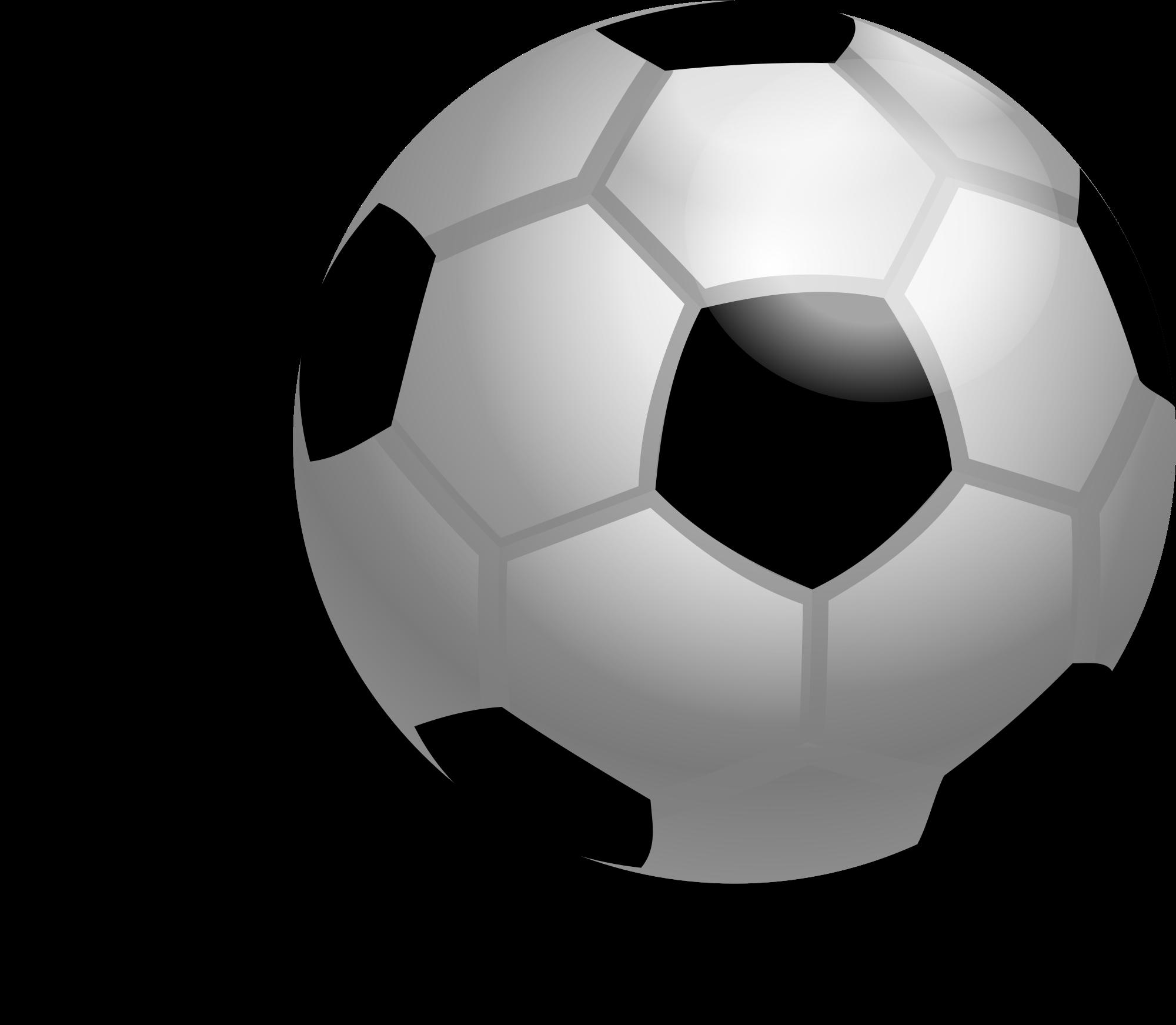 A soccer ball clip art 2
