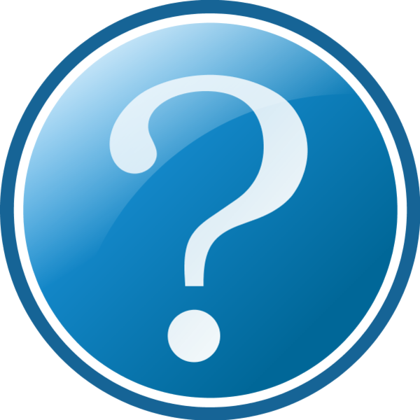 Animated question mark clipart 7