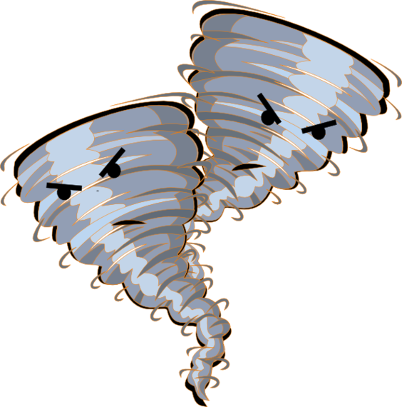 Animated tornado clip art clipart free to use resource