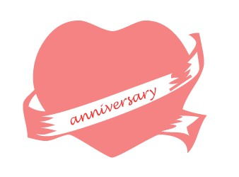 Anniversary clip art borders free clipart images