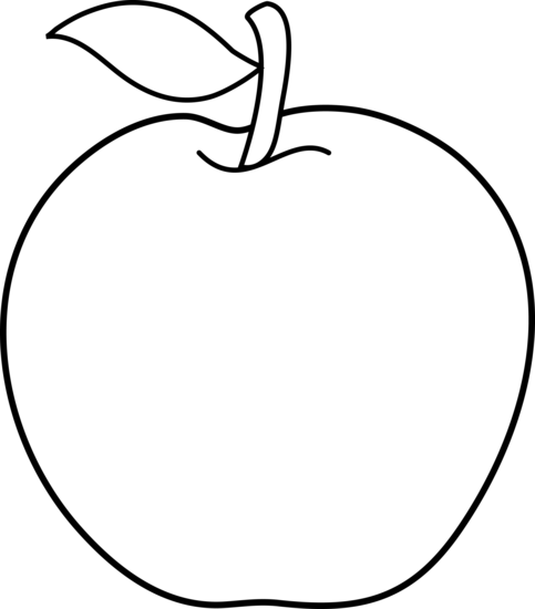 Apple  black and white apple clipart black and white free images 2