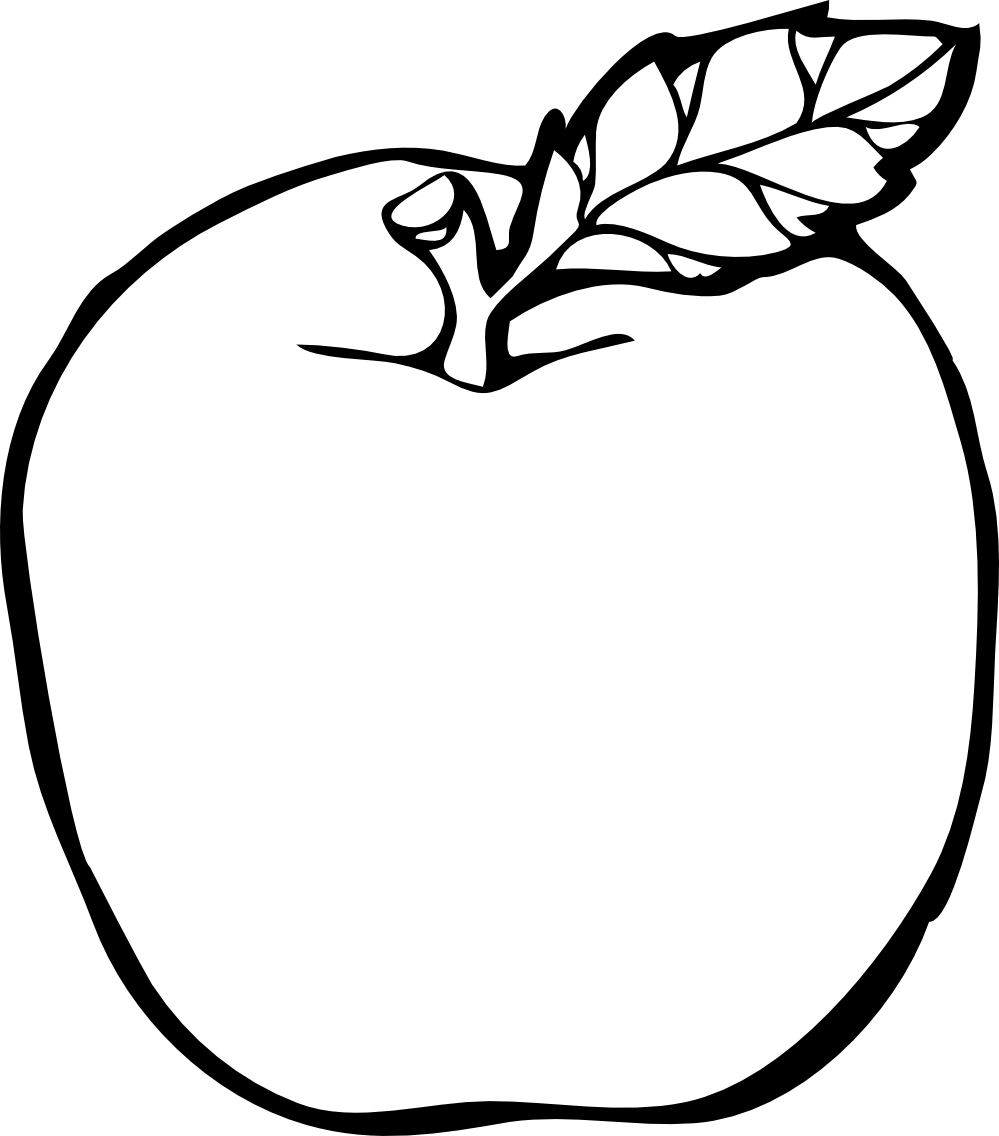 Apple  black and white apple clipart black and white free images