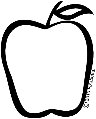 Apple  black and white school apple clip art black and white free 3
