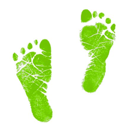 Baby feet clip art 5 2