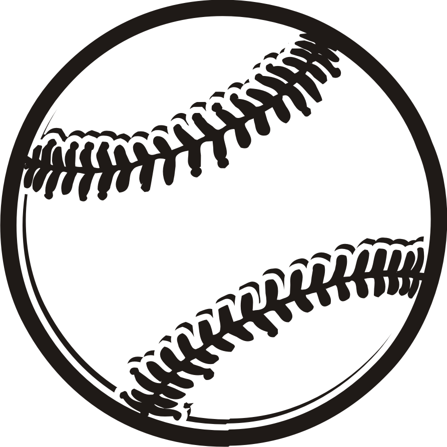 Clip art for baseball clipart - WikiClipArt