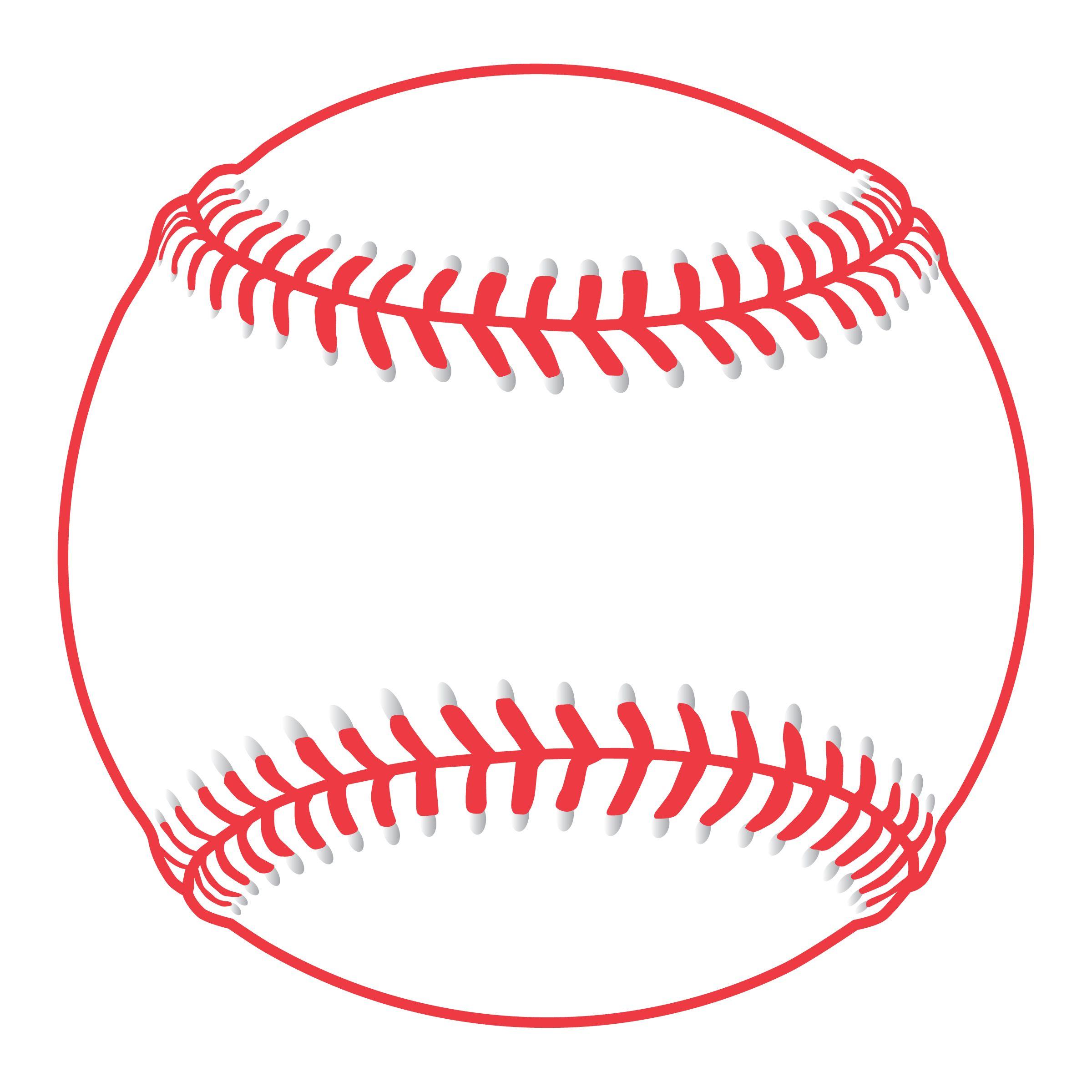 Baseball clipart 4